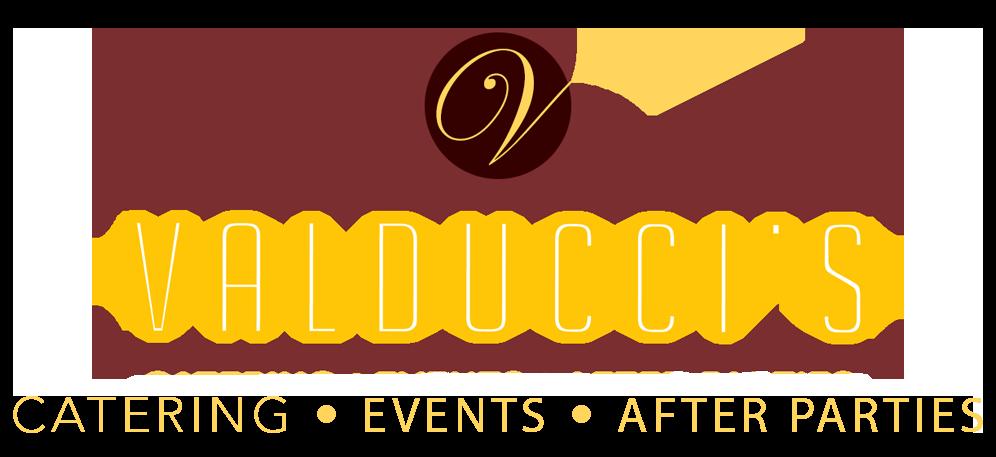 Valducci's Famous Original Pizza Logo
